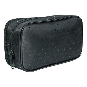 Contents Beauty Organizer Bag - Black