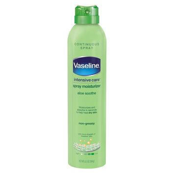 Vaseline Intensive Care Aloe Soothe Spray & Go Moisturizer 6.5 oz