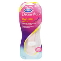 Dr Scholls Dr.Scholl s DreamWalk Women's High Heel Insoles for Sizes 6-10