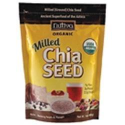 Nutiva Organic Milled Chia Seeds - 12 oz
