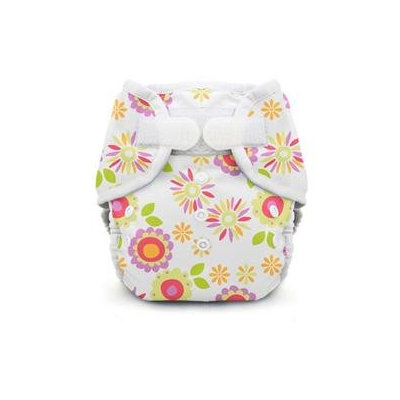 Thirsties Duo Wrap Diaper in Alice Bright Size: Two