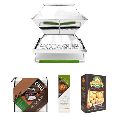 EcoQue 12-inch Portable Starter Package