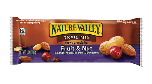 Nature Valley™ Chewy Trail Mix  Fruit & Nut