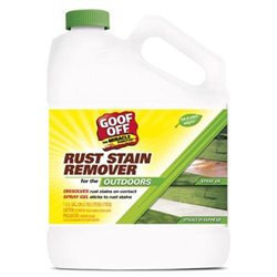 RustAid 1 Gallon Goof Off Rust Stain Remover