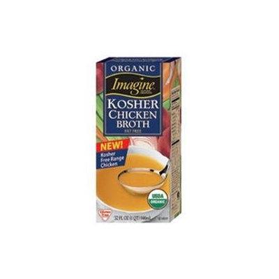 Imagine Foods 30430 Imagine Foods Chicken#44; Kosher 12x32 Oz