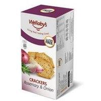 Wellaby's Crackers Gluten-Free Rosemary - 3.9 oz
