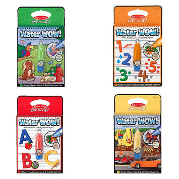 Melissa & Doug Melissa and Doug Water Wow Coloring Book - Assorted