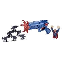 Mattel Superman - Man of Steel - Tri-Shot Slinger Toy Launcher