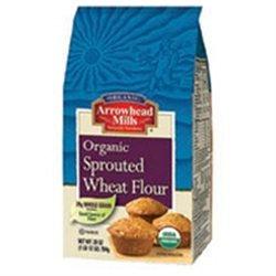 Arrowhead Mills Organic Sprouted Wheat Flour - 28 oz