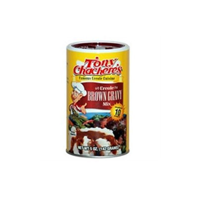 Tony Chachere's Tony Chacheres 03025 Tony Chacheres Brown Gravy Mix 12x5 OZ