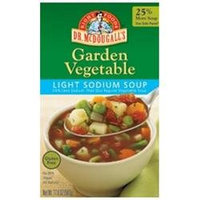 Dr. McDougall's Organic Lower Sodium Soup Chunky Tomato - 17.7 fl oz - Vegan