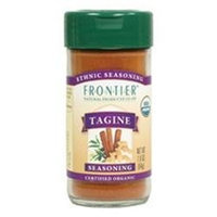 Frontier Natural Products Ethnic Seasoning Tagine Organic - 1.9 oz