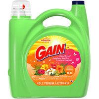 Gain With FreshLock Island Fresh Liquid Detergent 96 Loads 150 Fl Oz