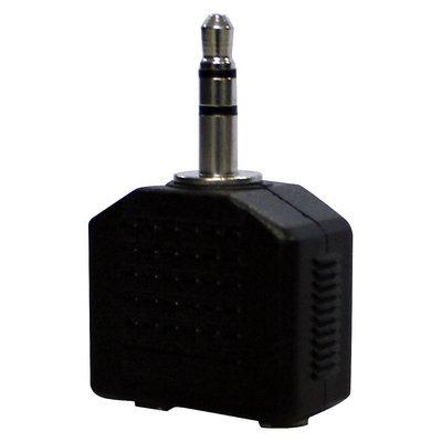Alco Electronics Ltd Travel Time Headphone Splitter (ACC1203)
