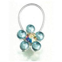Lillian Rose Inc. Lillian Rose JL400 2 Something Blue Toe Ring