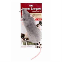 Worldwise Inc Jeepers Creepers Giant Refillable Catnip Toy