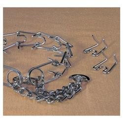 Hamilton Chain Prong Training Collar 2.3mm - C2300