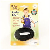 Baby Buddy Toddler Tether Blue - Case of 12