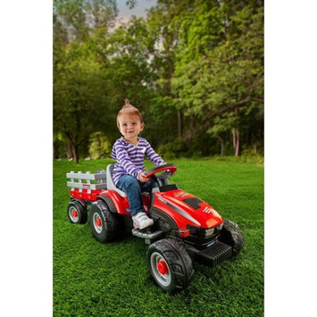 Peg-perego Peg Perego Case IH Lil Red Tractor with Trailer