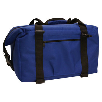 Norcross 24 Pack Blue Norchill Hot / Cold Cooler Bag