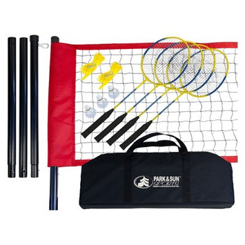 Paris Hilton Park & Sun Sports Badminton Sport Set