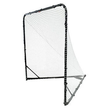 Park & Sun Black Shadow Steel Folding Lacrosse Goal