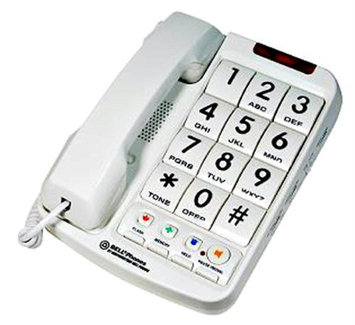 Future Call Fc-20200 Big Button Braille W 40db Ampl (fc20200)