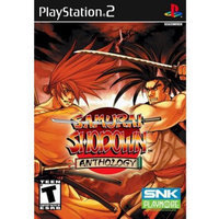 Svg Distribution Samurai Shodown Anthology