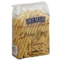 DeLallo Penne Rigate, Bag, 1-pounds (Pack of8)