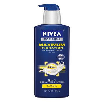 Nivea for Men Maximum Hydration Lotion - 13.5 oz