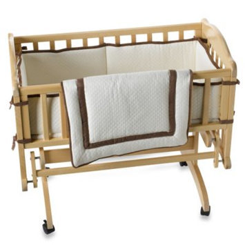 Kids Line 3 Pc Cradle Sets - Ecru Matelasse