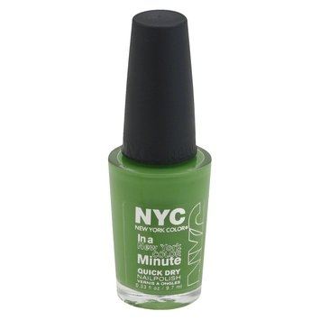 Nyc Color Cosmetics NYC Nail Color - High Line Green