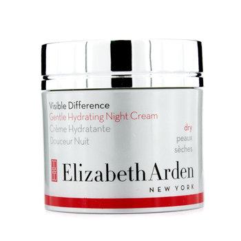 Elizabeth Arden 14509380501 Visible Difference Gentle Hydrating Night Cream - Dry Skin - 50ml-1.7oz