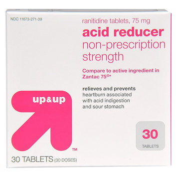 Target up & up Ranitidine 75 mg Tablets - 30 Count