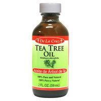 De La Cruz Dela Cruz Tea Tree Oil - 2 oz