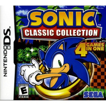 Sega Sonic Classic Collection PRE-OWNED (Nintendo DS)