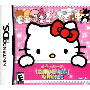 Loving Life With Hello Kitty & Friends PRE-OWNED (Nintendo DS)