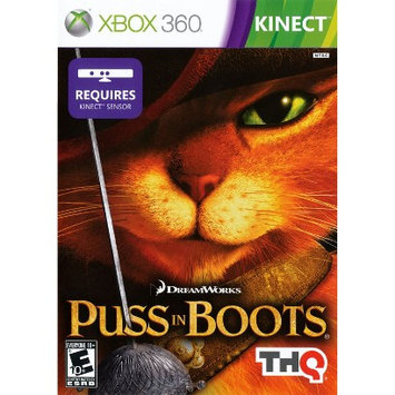 Thq Puss In Boots PRE-OWNED (Xbox 360 Kinect)