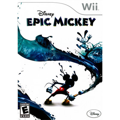 Disney Epic Mickey (Wii) - Pre-Owned