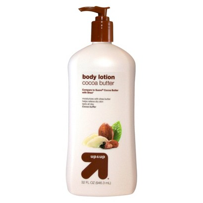 up & up Cocoa Butter Body Lotion - 32 oz