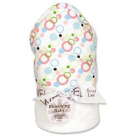 Trend Lab Bouquet Hooded Towel - Cupcake - 101968
