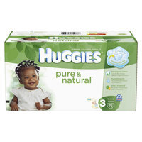 Huggies® Pure & Natural Diapers