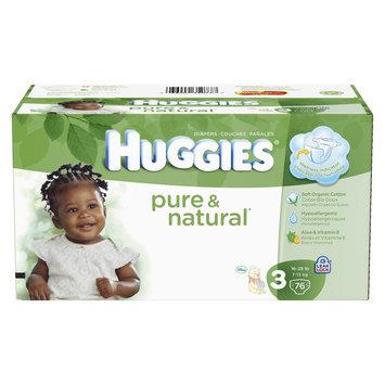Huggies® Pure & Natural Diapers
