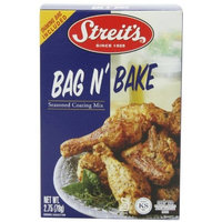 Streits Streit's Matzo Specialty, Bag N' Bake, 2.75-Ounce Units (Pack of 12)