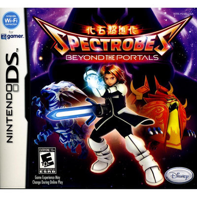 Disney Spectrobes Beyond The Portals PRE-OWNED (Nintendo DS)