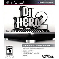Activision DJ Hero 2 PRE-OWNED (PlayStation 3)