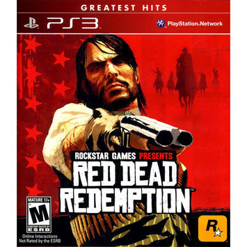Take-two Interactive Red Dead Redemption PRE-OWNED (PlayStation 3)
