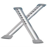 Drive Medical Walker Tall Extension Legs - Gray