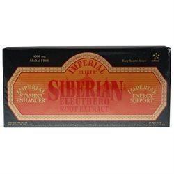Imperial Elixir Siberian Eleuthero Root Extract, 30 ct
