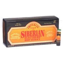 Imperial Elixir - Siberian Eleuthero Extract - 10 Bottles